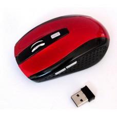 Беспроводная компьютерная оптическая мышка G-109 мышь Красная