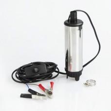 Погружной электро насос для перекачки Дизельного топлива 12V
