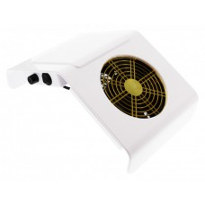 Вытяжка для маникюра Nail Dust Collector BQ-858-2A 30 Вт Белая