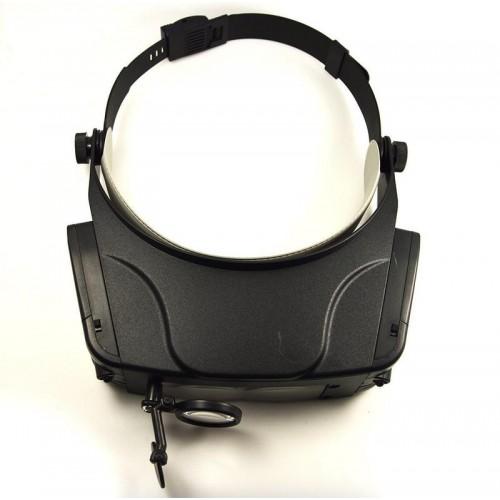 Бинокуляр Лупа MG81007-C с Подсветкой