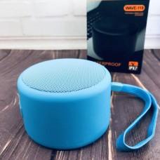 Портативная Bluetooth колонка Bluetooth JEDEL Wave-119 Синяя