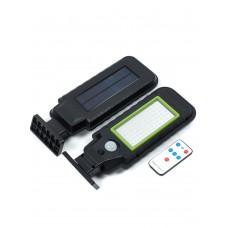 Уличный аккумуляторный фонарь на солнечной батарее HS-8011B SMD 72 диода