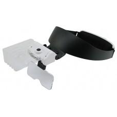 Бинокуляр очки бинокулярные со светодиодной подсветкой MG82000-J