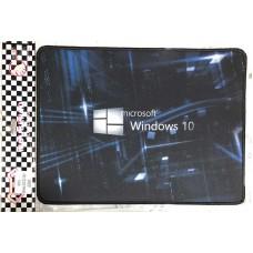 Коврик для компьютерной мышки Windows 10  24.5x32 см