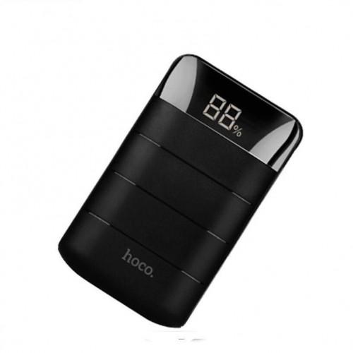Внешний Аккумулятор Power Bank Hoco B29 Domon 10000 mAh Черный