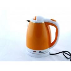 Электрочайник Domotec MS-5022 чайник 2L 1500W Оранжевый