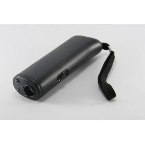 Ультразвуковой отпугиватель собак AD-100 Чёрный