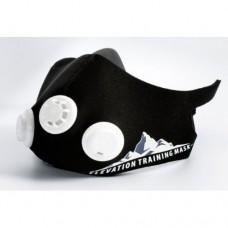 Маска для бега тренировок тренировочная дыхания спорта Elevation Training Mask S